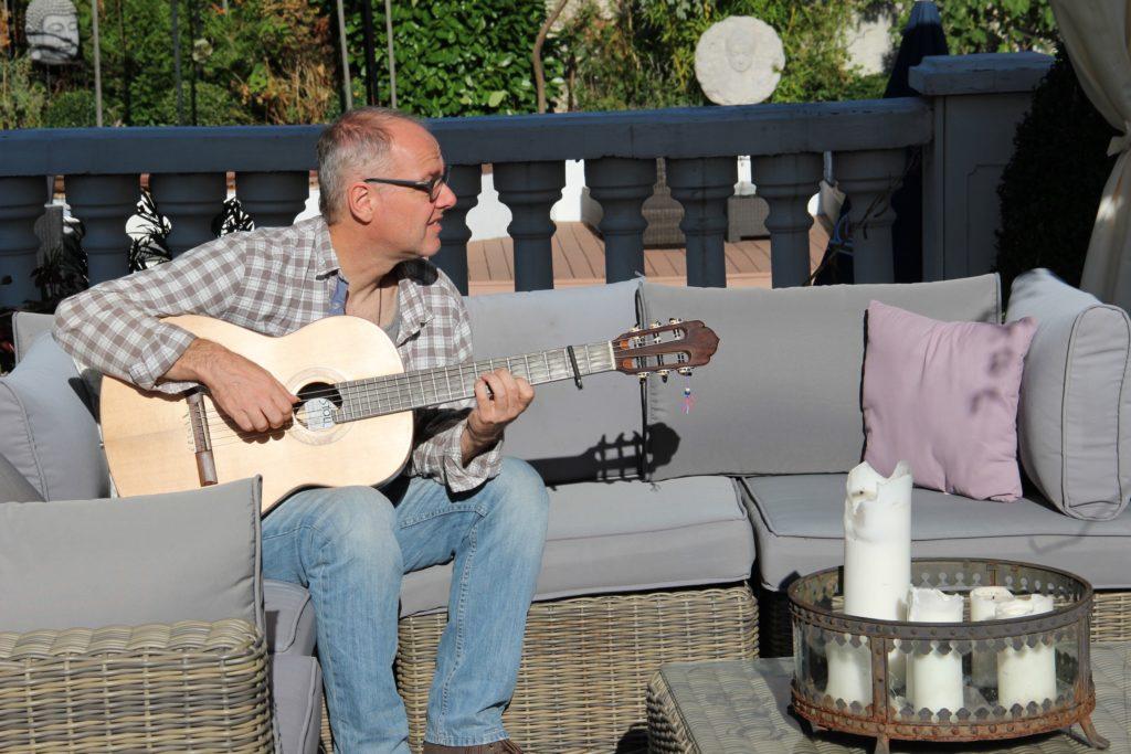 Gitarrenunterricht Tilmann Höhn