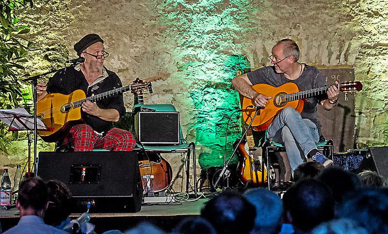 Tilmann Höhn & Ali Neander