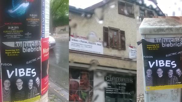 Vbes im Kulturclub Biebrich