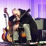 Tilmann in Jazz-Haltung